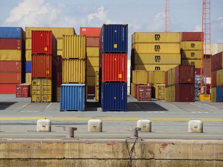Balança comercial tem déficit de US$ 0,72 bilhão em fevereiro