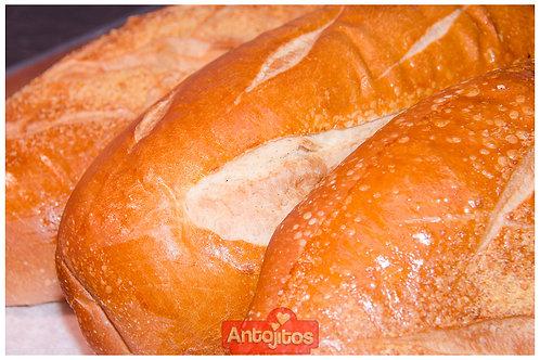 Pan alinado