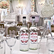 Wedding & Events - Customised Bottled Water