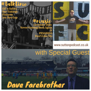 Episode Ten with Dave Farebrother