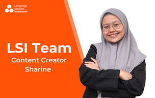 Meeting the LSI Team - Content Creator - Ibu Sharine