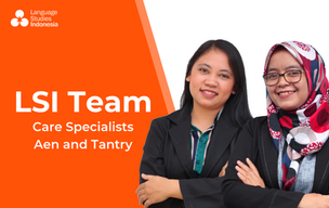 Meeting The LSI Team - Care Specialists – Ibu Tantry & Ibu Aen