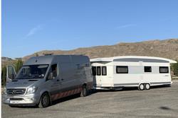 Tourer-Tek Caravan Towing Spain