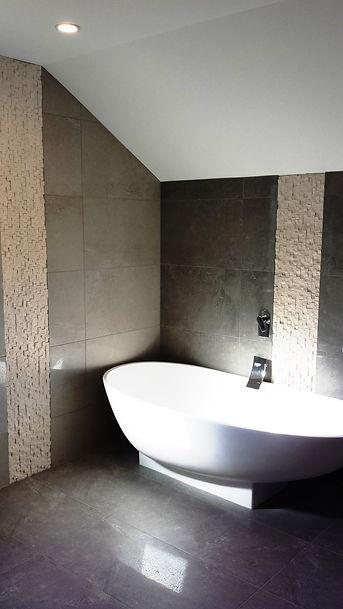 Greenhithe bathroom renovation.