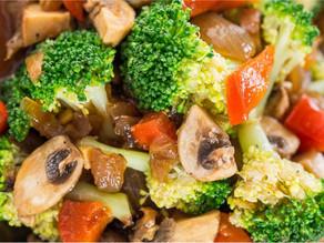 Món Thái xào cay (Nấu nhanh)