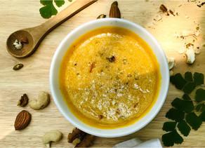 Pumpkin Cashew Nut Milk