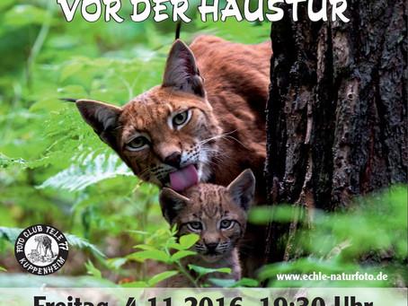 """2016 """"Wildnis vor der Haustür"""" von Klaus Echle"""