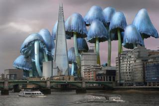 Fantasy London Skyline