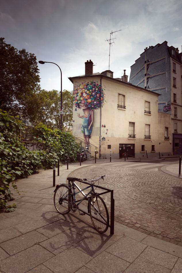 Paris - Rue des Vinaigriers