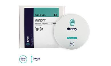 Dentify Zircone translucent