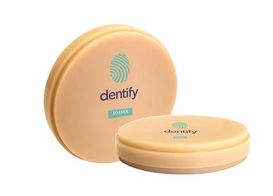 Dentify PMMA blanks