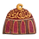 Thumbnail: RAMADAN KAREEM PATCHWORK AND CALLIGRAPHY EMBROIDERED MOSQUE TEA COZY