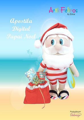 Apostila Papai Noel Surfista