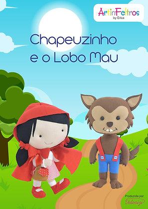 Apostila Chapeuzinho Vermelho e Lobo Mau