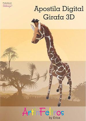 Apostila Girafa 3D
