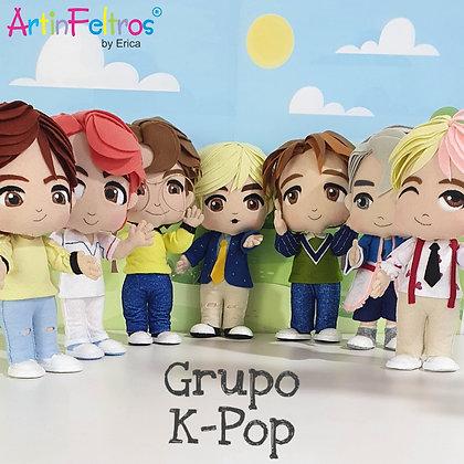 Apostila Grupo K-POP