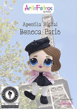 Apostila Boneca Paris