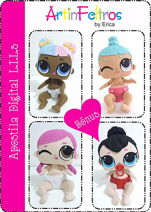 Apostila Bonecas Babys