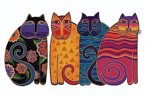 Laurel Burch Cats Creative Kit