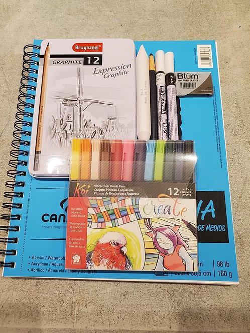 Ultimate Drawing Kit