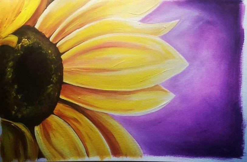 Sassy Sunflower