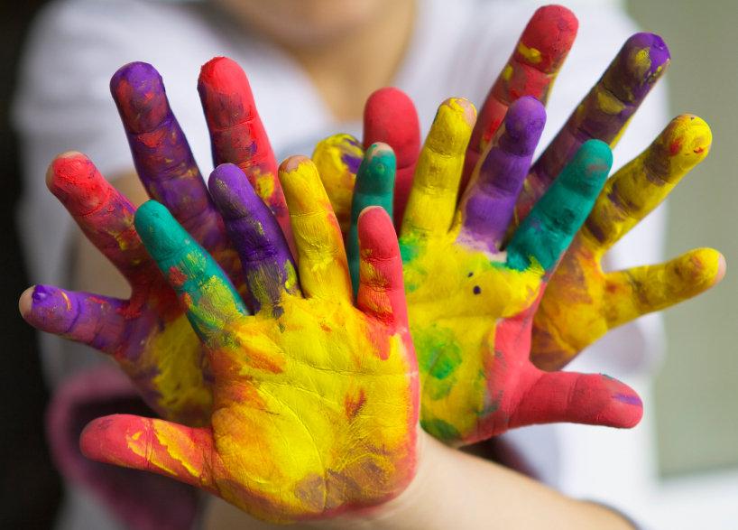 Creative Kids Afterschool Art Class