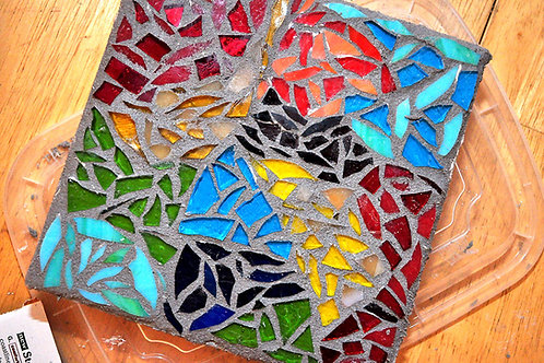 Glass Mosaic Creative Kit