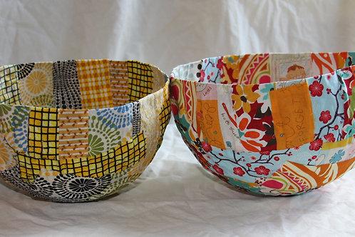 Fabric Bowl Creative Kit