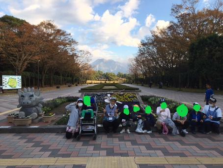 吉野公園で遊んできました!