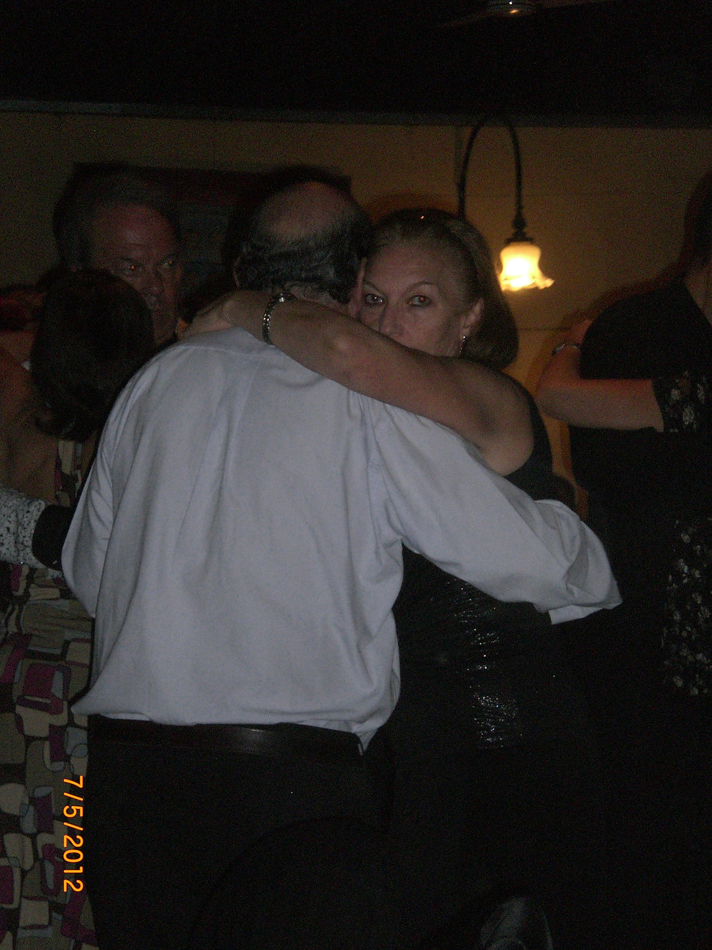 Tango Argentino in Berlin lernen