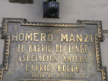 Homero Manzi und Argentinischer Tango