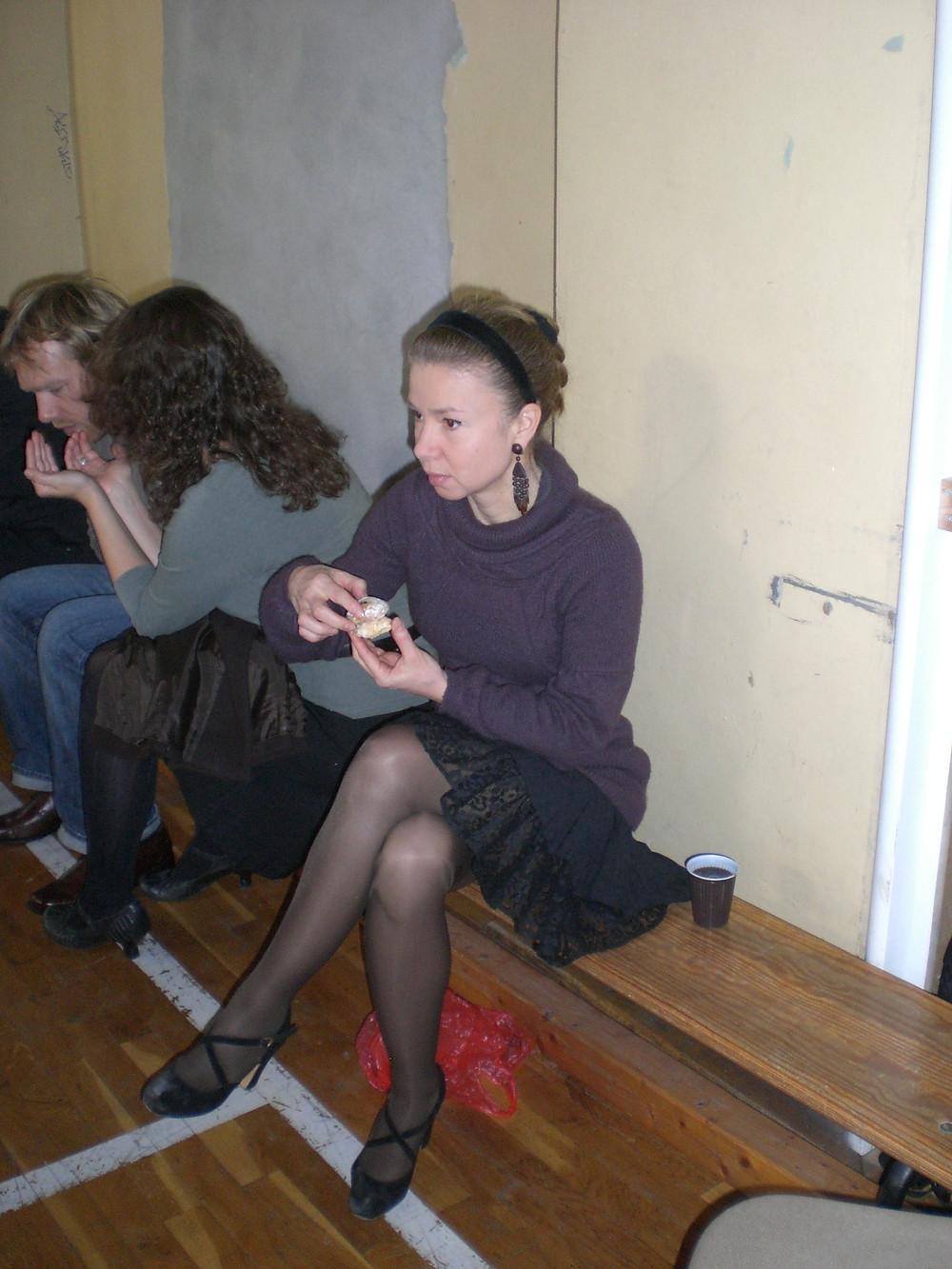Tango Unterricht mit Pause in Berlin