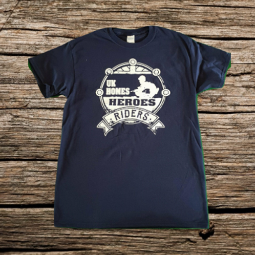 CHARITY RIDERS T-SHIRT