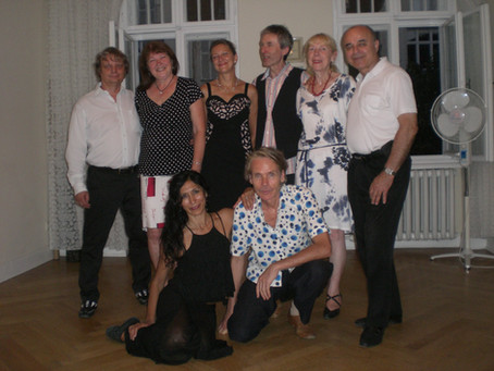 Privatlehrer - Privatunterricht im Tango