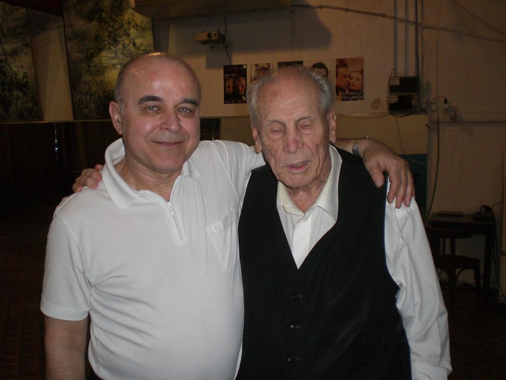 Tango Milonguero in Berlin und Buenos Aires