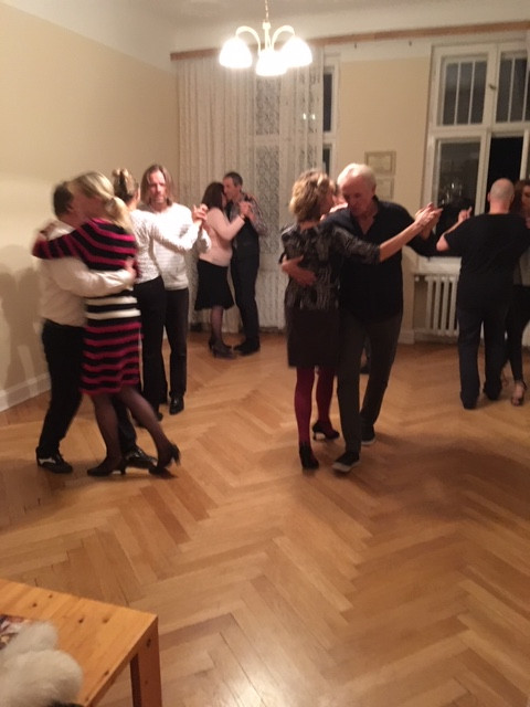 Tango Argentino Unterricht in Berlin