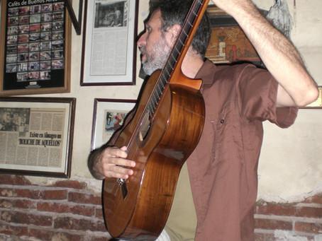 Tangokultur in Berlin und Buenos Aires