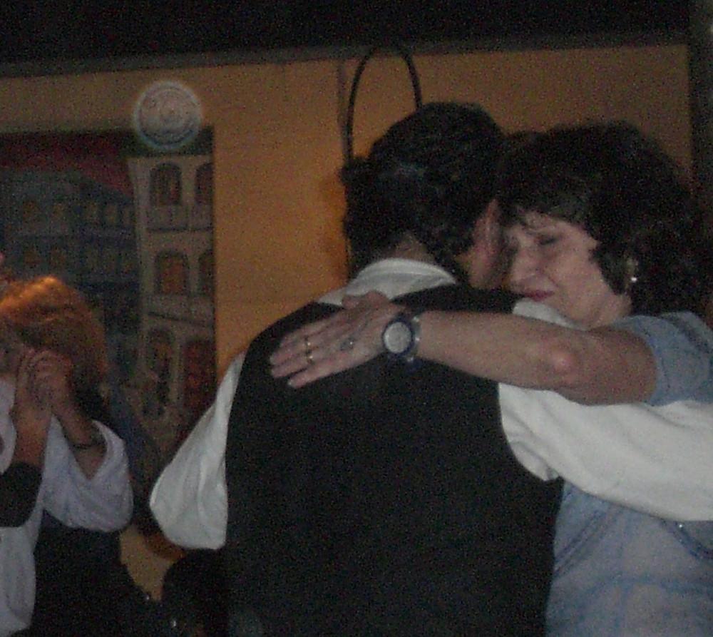 Tango Argentino, Privatunterricht und Kurse für Elegenz
