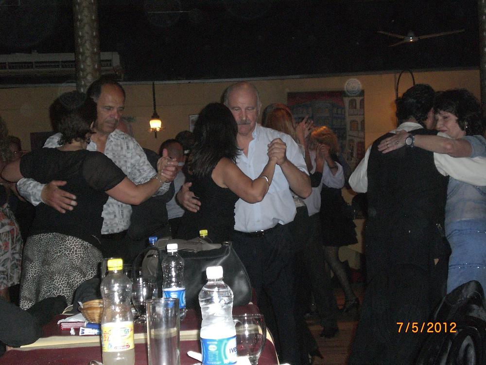 Tango Argentino lernen in Berlin
