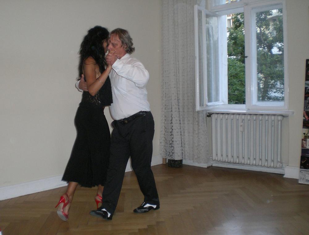 Tango lernen trotz Corona. Privatunterricht ist möglich