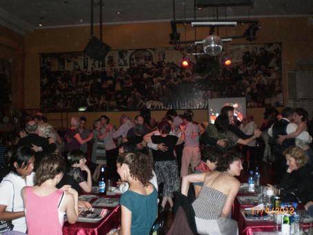 Estilo Milonguero (Tango Argentino Berlin)