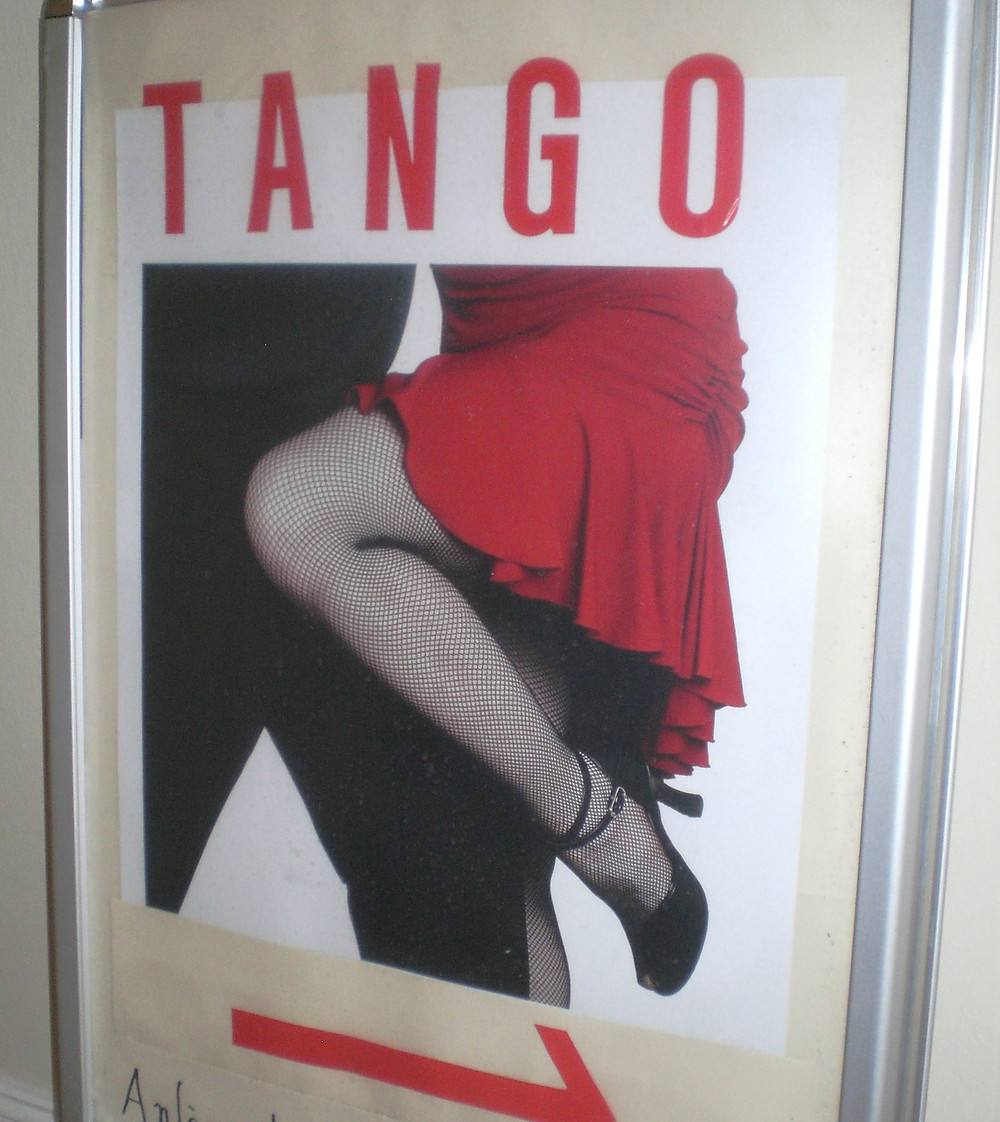 Tango Argentino Berlin, Tango Privatunterricht