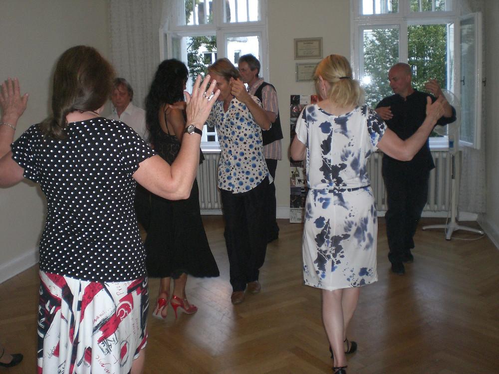 Tango Privatstunden - Milonguerostil