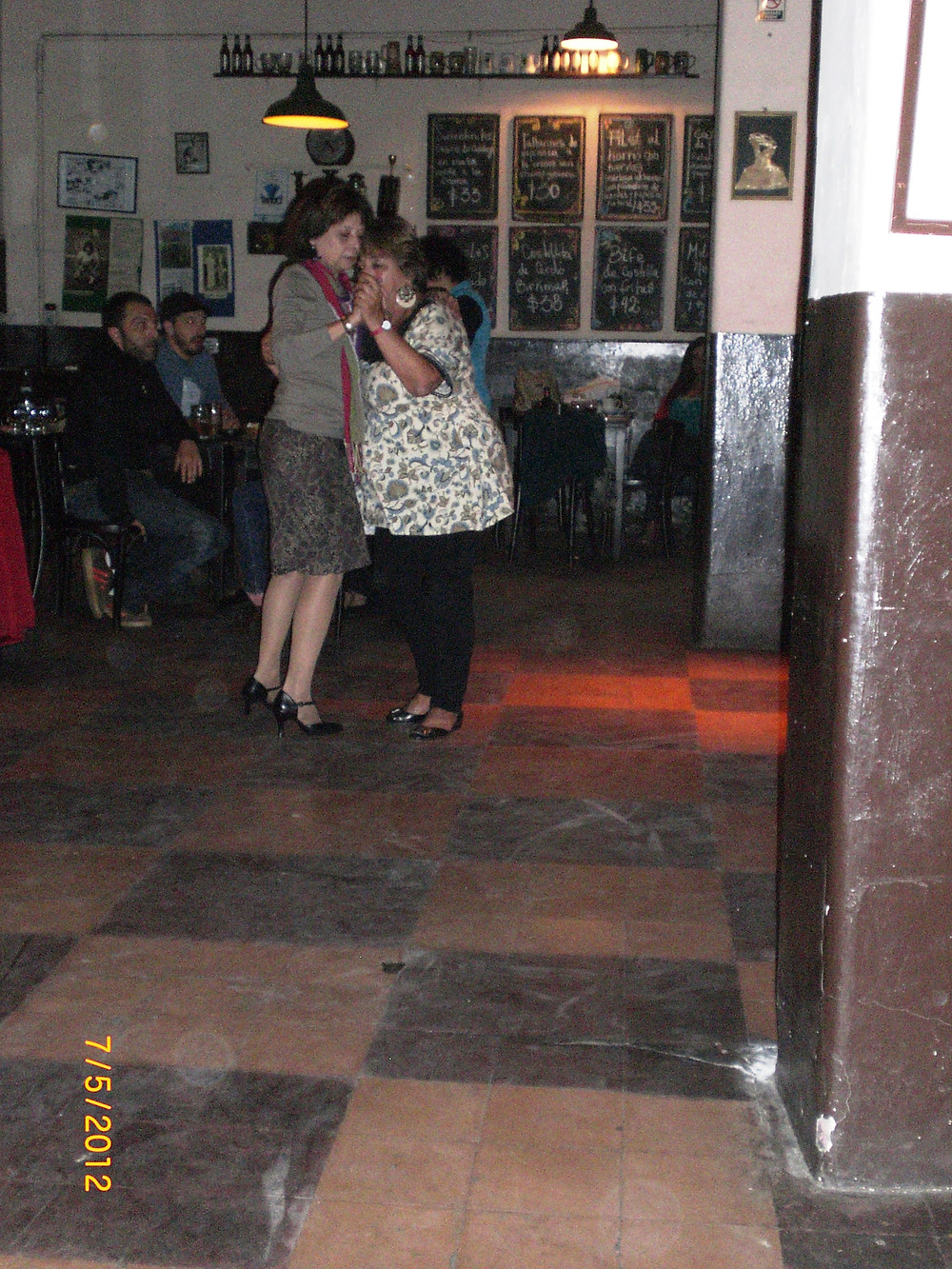 Tango Privatunterricht Tango Argentino Berlin