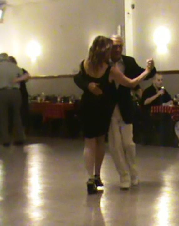 Tango Argentino Berlin - Milonguero Stil