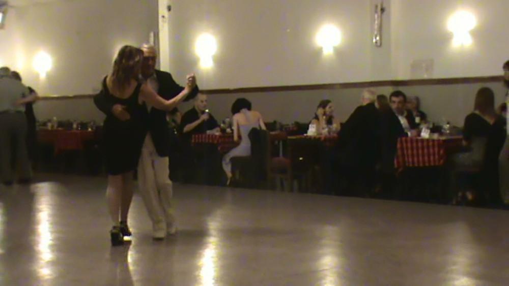 Die Eleganz und Snnlichkeit des Tango Milonguero