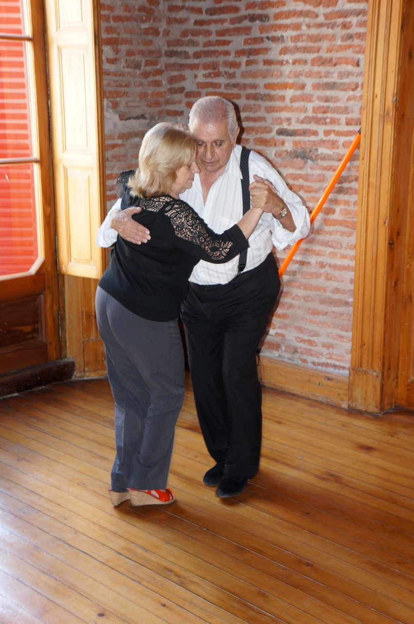 Tango Argentino Privatunterricht