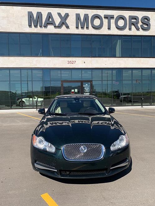 2010 Jaguar XF Premium Luxury Leather/Nav/BTooth/Sunroof/B-camera 130,446KM