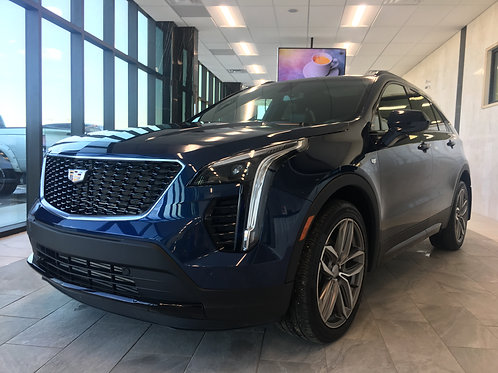 2019 CADILLAC XT4 SPORT 17,287KM LEATHER/PANORAMIC ROOF