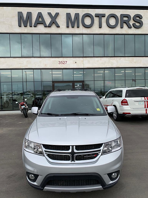 2014 Dodge Journey R/T Leather heated seats /Remote start 84,654KM